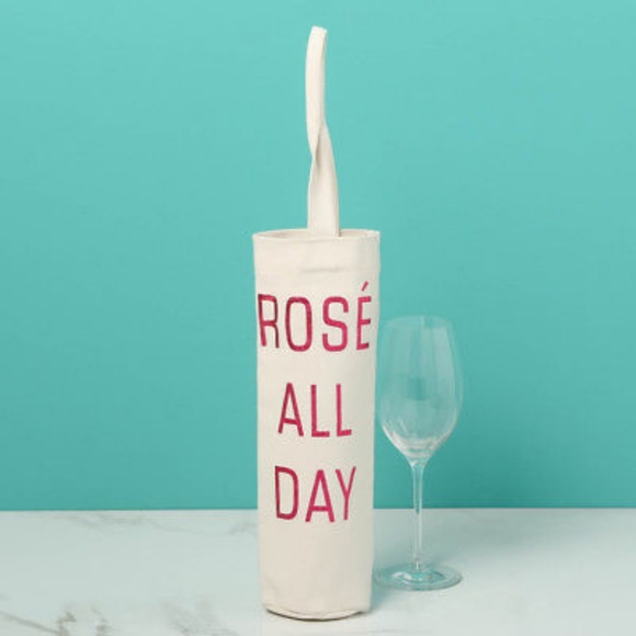 Just the Nest Handbags - Rose All Day Wine Bag by Just the Nest